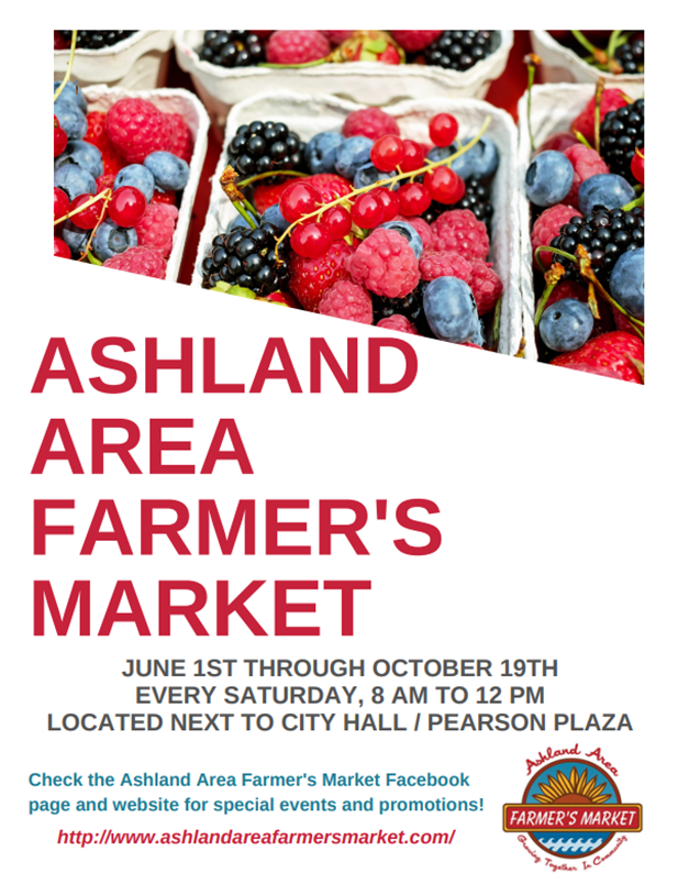 Farmers Market Flyer 2019